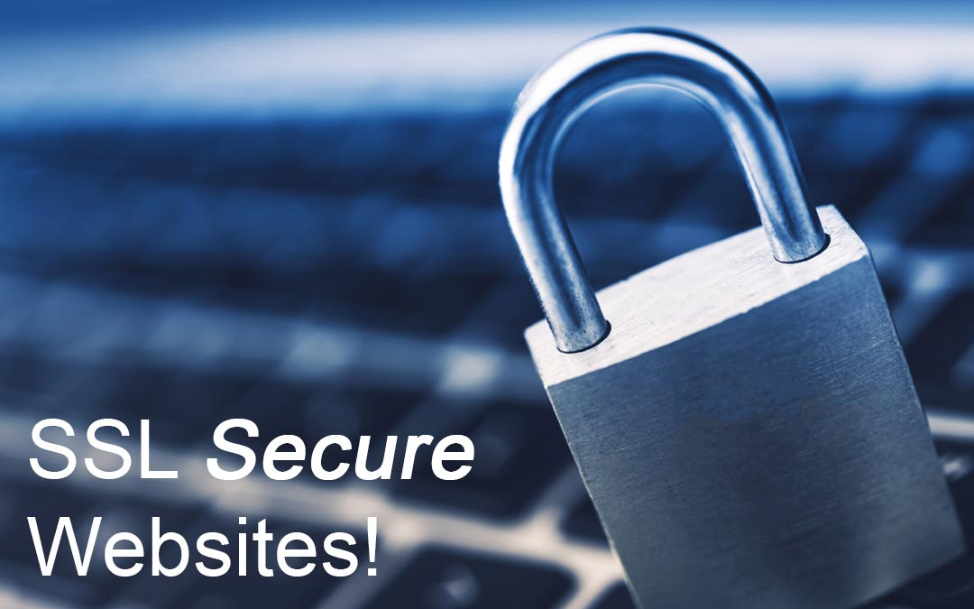 SSL Encrypted Websites